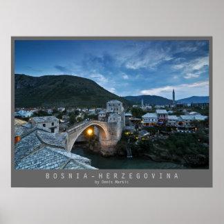 Bosnia and Herzegovina Poster