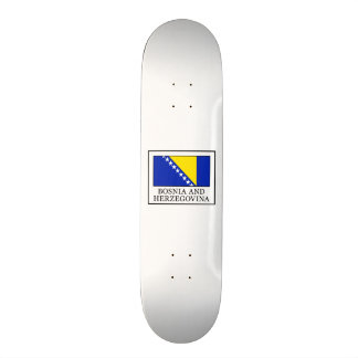 Bosnia and Herzegovina Skateboard
