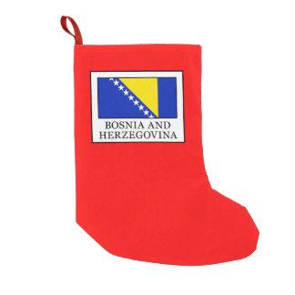 Bosnia and Herzegovina Small Christmas Stocking