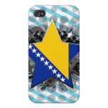 Bosnia and Herzegovina Star iPhone 4/4S Cases