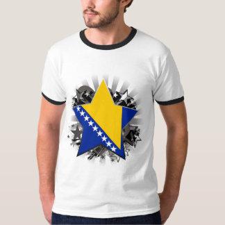 Bosnia and Herzegovina Star T-Shirt