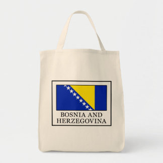 Bosnia and Herzegovina Tote Bag