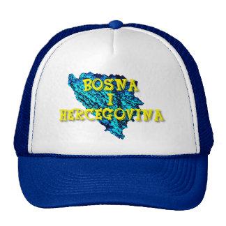 Bosnia and Herzegovina Trucker Hat