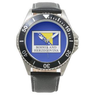 Bosnia and Herzegovina Watch