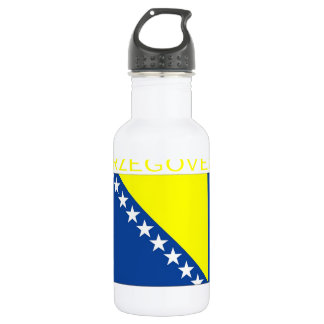 Bosnia and Herzegovina Water Bottle