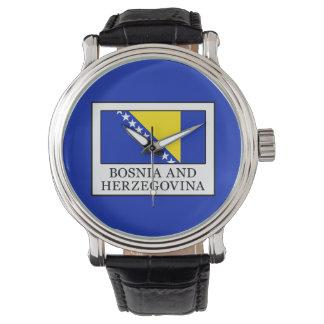 Bosnia and Herzegovina Wrist Watch