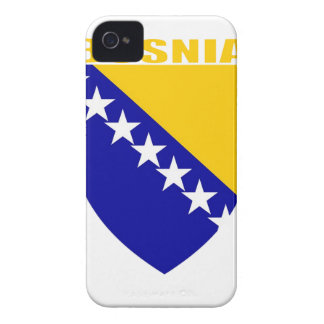 Bosnia Coat of Arms iPhone 4 Case-Mate Cases