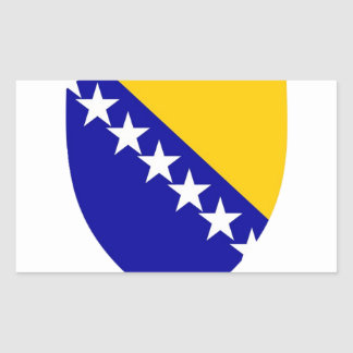 Bosnia Coat of Arms Stickers