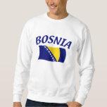Bosnia Flag Sweatshirt