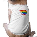 BOSNIA GAY PRIDE DOG TSHIRT