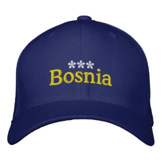 Bosnia Gorra De Béisbol