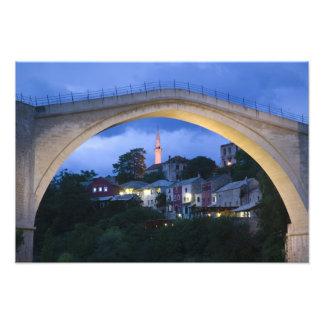 Bosnia-Hercegovina - Mostar. The Old Bridge 2 Photo Art