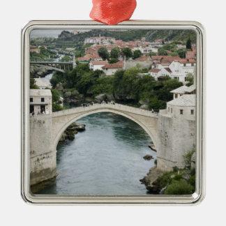 Bosnia-Hercegovina - Mostar. The Old Bridge Metal Ornament