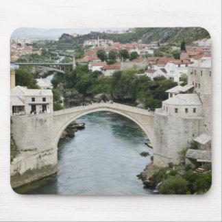 Bosnia-Hercegovina - Mostar. The Old Bridge Mouse Pad