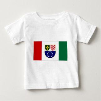 Bosnia Herzegovina BosniacCroat Federation Flag Baby T-Shirt