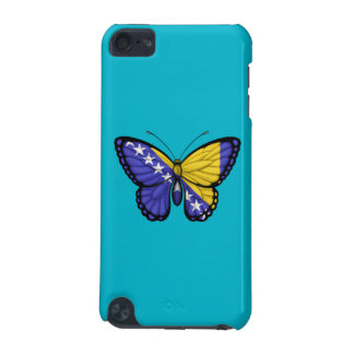 Bosnia Herzegovina Butterfly Flag iPod Touch (5th Generation) Covers