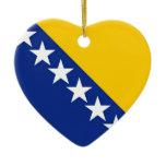 BOSNIA - HERZEGOVINA CERAMIC ORNAMENT