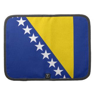Bosnia Herzegovina Flag Folio Organizer