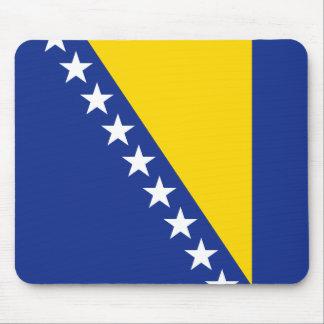 Bosnia Herzegovina Flag Mousepad