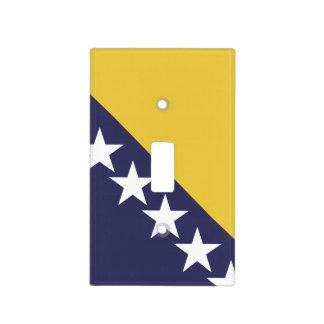 Bosnia-Herzegovina Light Switch Cover