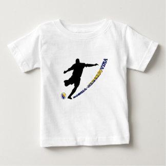 Bosnia-Herzegovina Soccer Baby T-Shirt