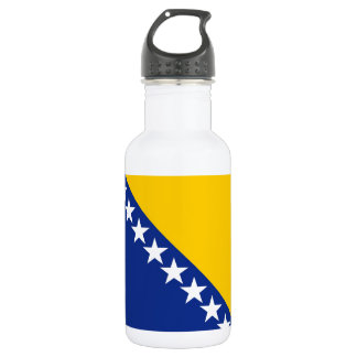 BOSNIA - HERZEGOVINA STAINLESS STEEL WATER BOTTLE