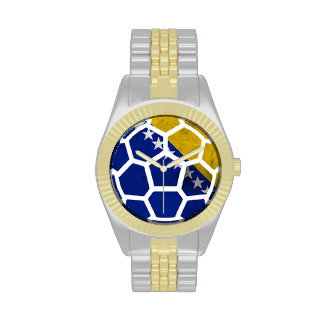 Bosnia World Cup Soccer (Football) Watch