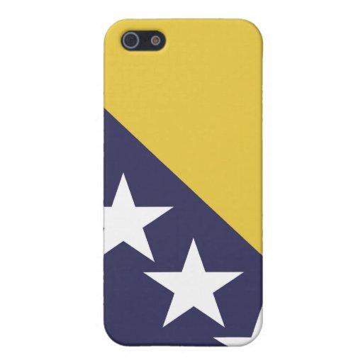 Bosnia Herzgovina iPhone 5 Protectores