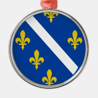 Bosnia Metal Ornament