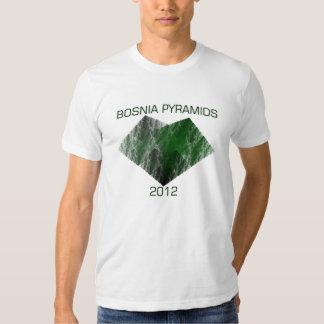BOSNIA PYRAMIDS 2012 TSHIRTS
