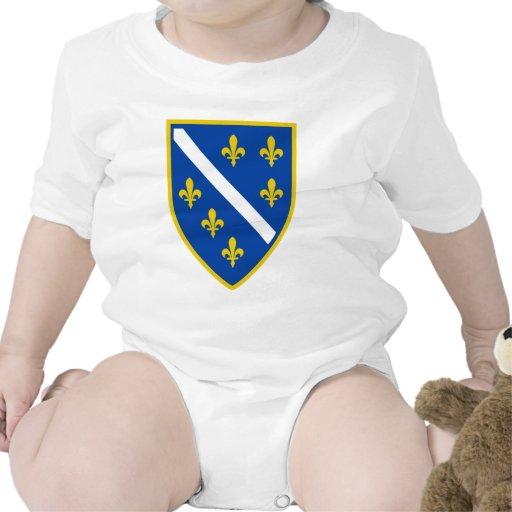 Bosnia Bodysuits