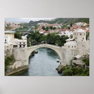 Bosnia y Hercegovina - Mostar. El puente viejo Impresiones