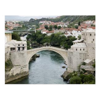 Bosnia y Hercegovina - Mostar El puente viejo Tarjetas Postales