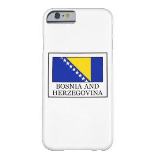 Bosnia y Herzegovina llama por teléfono al caso Funda Barely There iPhone 6