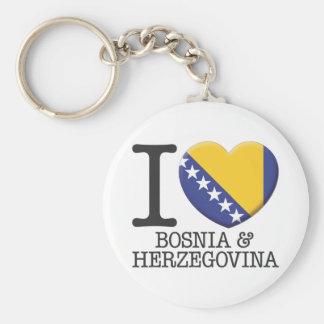 Bosnia y Herzegovina Llavero