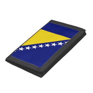Bosnia y Herzegovina señala por medio de una bande