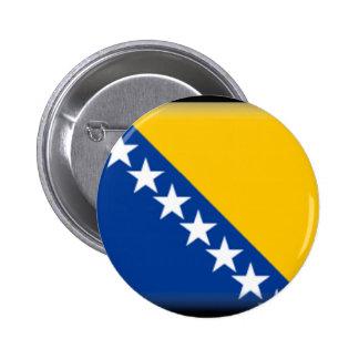 Bosnia y Herzegovina señala por medio de una bande Pins