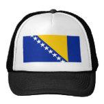 Bosnia y Herzegovina señala VAGOS por medio de una Gorros Bordados