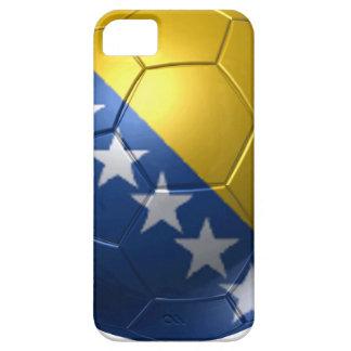 Bosnia y pelota de Hercegovina iPhone 5 Funda