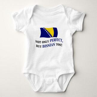 Bosníaco perfecto body para bebé