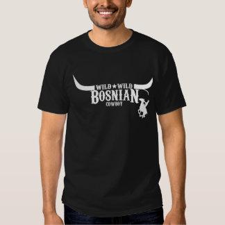 Bosnian Cowboy Tee Shirt