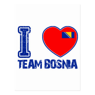 BOSNIAN designs Postcard