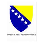 Bosnian Emblem Post Card
