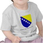 Bosnian Emblem Tee Shirt