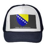 Bosnian Emblem Trucker Hat