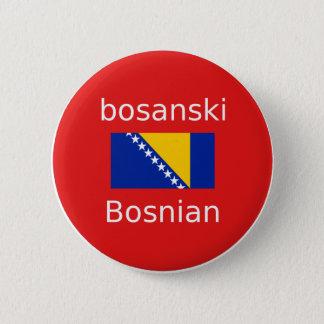 Bosnian Language Design Button