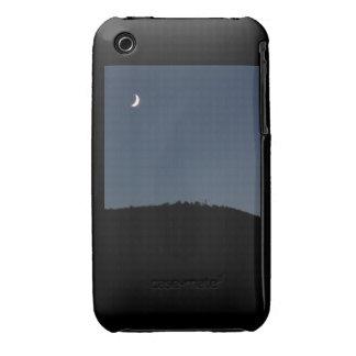 bosnian moon Case-Mate iPhone 3 case