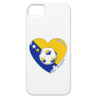 "Bosnian National Soccer Team. Soccer ""BOSNA"" 2014 iPhone SE/5/5s Case"