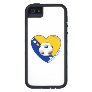 "Bosnian National Soccer Team Soccer BOSNIA"" 2014 iPhone SE/5/5s Case"
