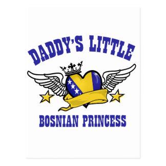 Bosnian Princess Postcard